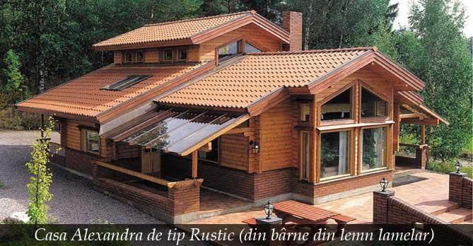 Ansonia – kit di costruzione per case in legno